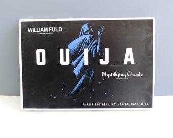 Vintage 1960s William Fuld Ouija Mystical Oracle Parker Brothers Talking Board Set Game Board