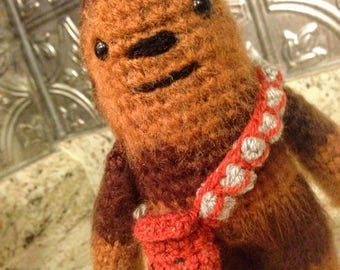 Chewbacca Star Wars Amigurumi