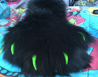 Claw add-ons (8) for fursuit paws (not a paw listing!!)