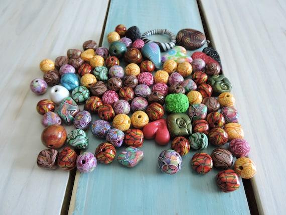 95 Piece Mixed Bead Lot # 2