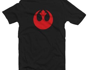 Star Wars Rebel T-Shirt, Rebel Alliance Tee,Luke Skywalker,Yoda,Star Wars Fan, Hansolo,Return of the Jedi, Childrens T-shirt,Stormtroopers