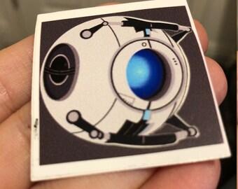 Portal Core Vinyl Stickers