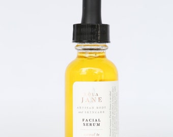Facial Serum/Anti- aging Serum/Frankincense and Myrrh /Facial Oil/Facial Moisturizer/Jojoba Oil/Face Serum/Face Oil/Healing/Pure Essential O
