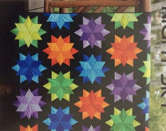 Night Sky Quilt Pattern - Julie Herman - Jaybird Quilts - JBQ 137