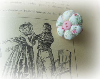 Liberty fabric ring