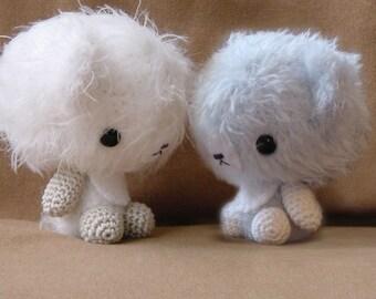 Amigurumi Crochet Bear Pattern - Amigurumi Bear - Softie - Plush