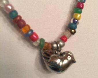 A Little Birdie Told Me Necklace
