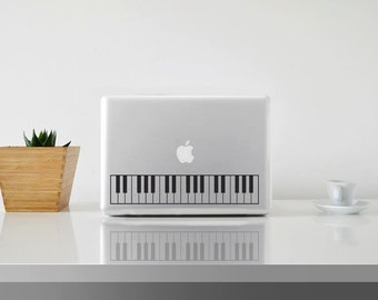 Macbook & Computer Sticker Piano