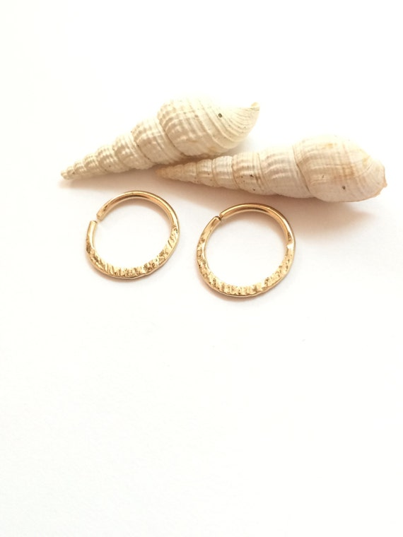 16g nipple rings gold nipple jewelry nipple piercing ring