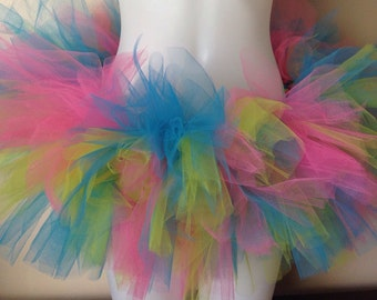 Tutu (made in your choice of color/s)