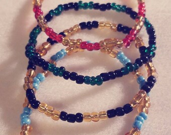 Hogwarts House Bracelets