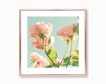 Girl nursery decor girl nursery wall art girl, framed wall art, flower photography, flower wall art, spring decor,wall art canvas,canvas art