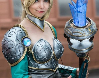 Cosplay Janna Victorious (League of Legends)