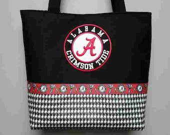 Alabama Crimson Tide Purse, 4 styles