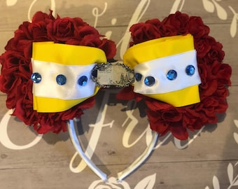 Snow White Minnie Mouse Ears Limited Edition
