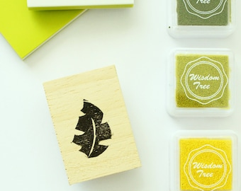 Palm leaf Stamp