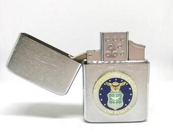 Air Force Pocket Lighter – 1″ Color