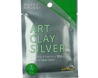 Silver Art Clay new formula 7g, 10g, 20g, 50g