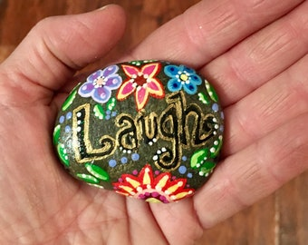 "Lucky Stone ""Laugh"""