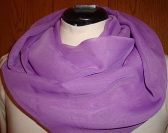 Extra wide Infinity scarf