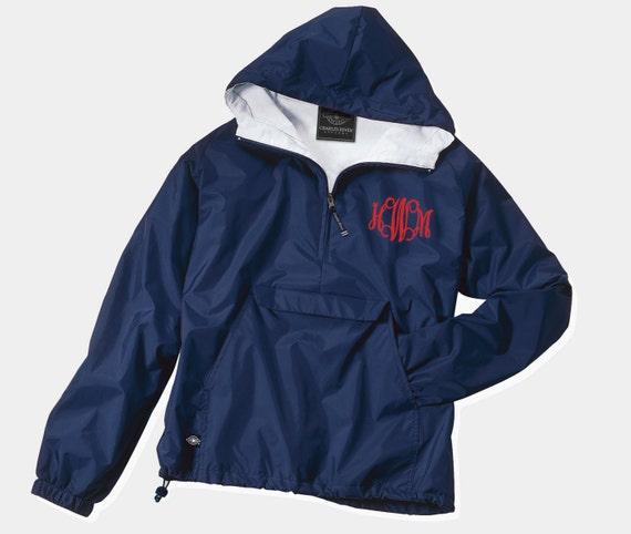 Sorority Charles River Full Zip Rain Jacket kD93lP8B