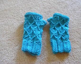 Fingerless gloves- lightweight gloves