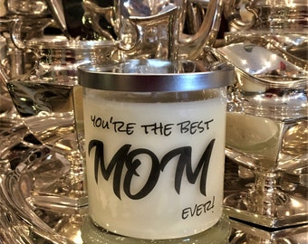 Mothers Day Candle, Mothers Day Candle Gift, Mothers Day Gift, Soy Candle, Gift for Mothers Day, Boxed Candle Gift, Gift for mom
