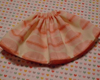 Blythe / DAL Skirt - Delicious Macaroons