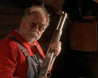 Wilford Brimley signed autograph autographed 3.5x5 photo +free print star of the Natural Cocoon WALTONS John Carpenter s the THING Oatmeal
