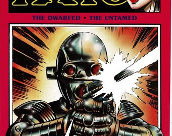 AXA 6 - The Dwarfed / The Untamed  - 1984