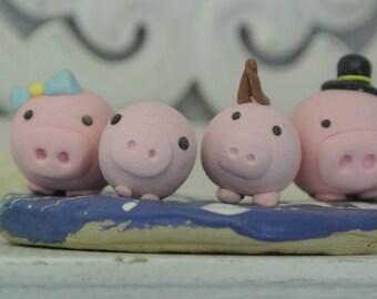 The Bubble Gum Pigs