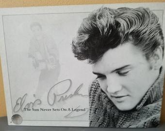 Elvis Presley, Wall Decor, Portrait