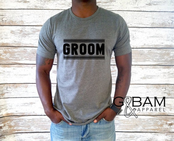 Mens Groom Shirt