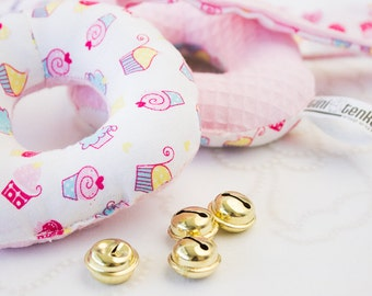 Bunny toys, baby sensory toy, baby rattle toy, personalized baby gift, for newborn, fabric Rattle, pink bunny rattle, soft toy