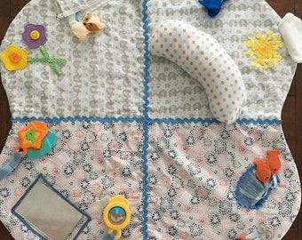 Toddler Play Blanket