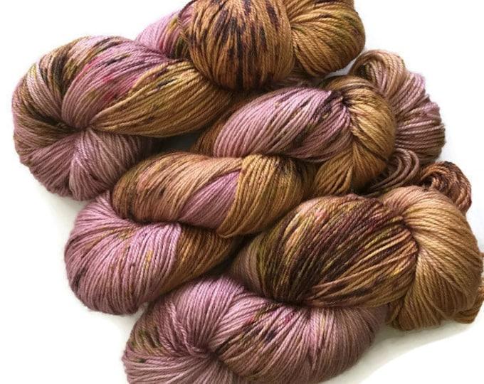 New base - Fingering - Merino, bamboo and Nylon - 115g - wool hand dyed