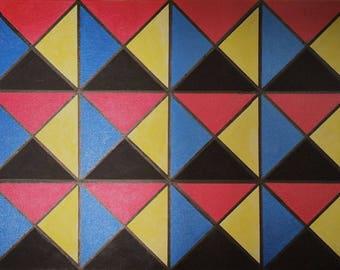 Non-Regular Tessellation 31 (# NRT_31_SB)