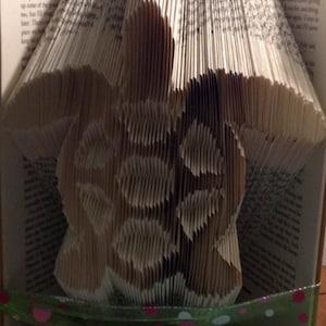Sea Turtle book folding pattern, so cute! plus free beginners tutorial