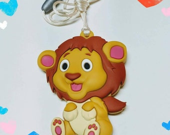 Lion Teething Necklace | Nursing | Teething Baby | Mommy | Baby Girls & Boys