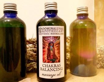 7 Chakras Balancing - Aromatherapy blend
