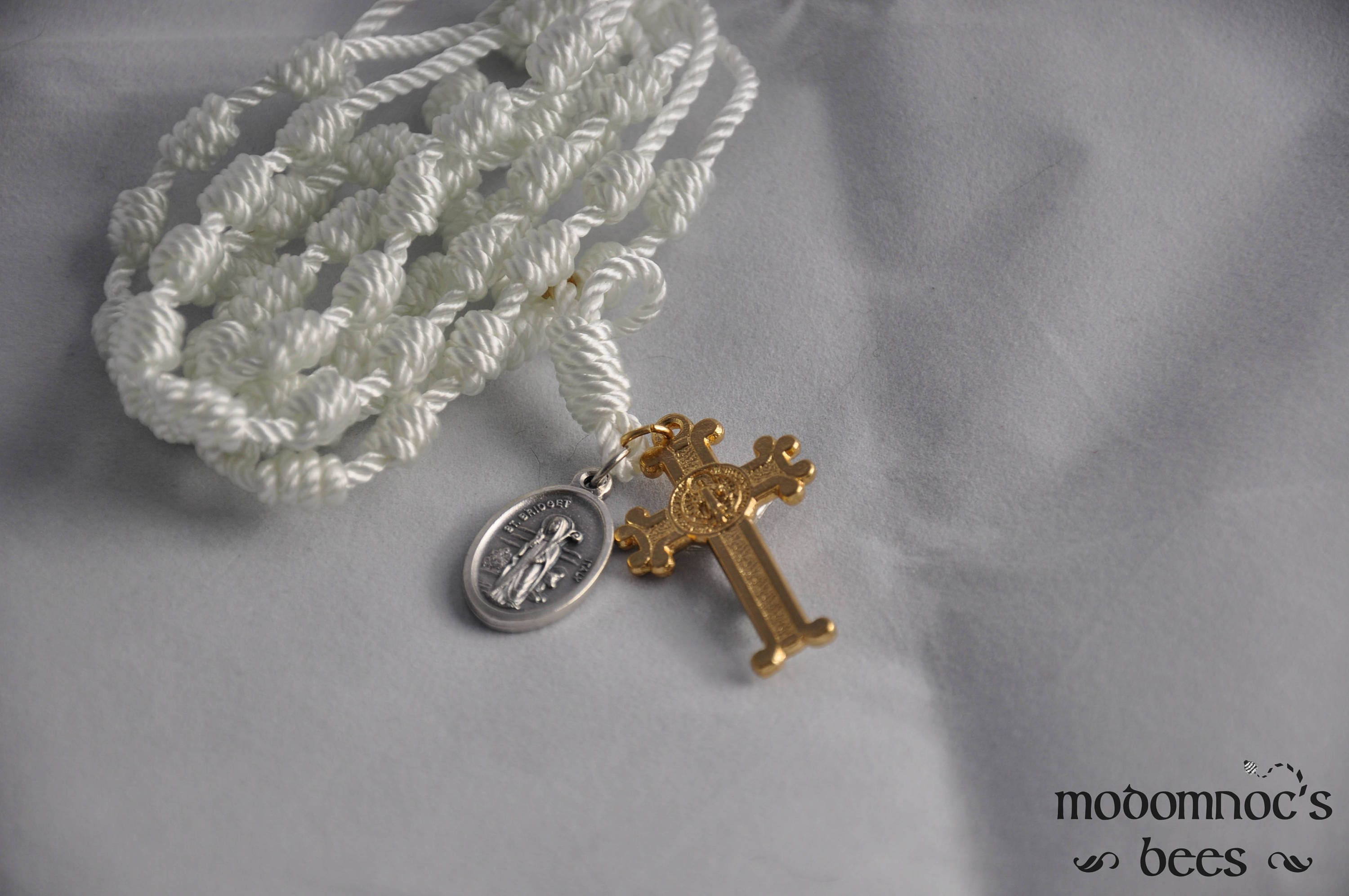 products cross img st medal benedict medallion monkrock necklace