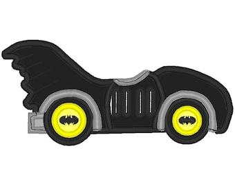 Bat Car Banner