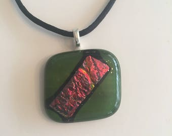 Green with dichroic