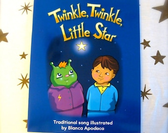 "Book: ""Twinkle, Twinkle Little Star"""