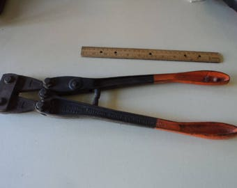 Vintage National Telephone Supply Nicopress Crimper