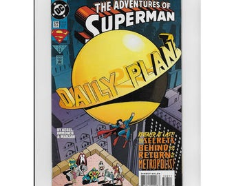 Superman #522 - DC Comic Book