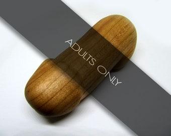 Handmade Wooden Phallic Charm