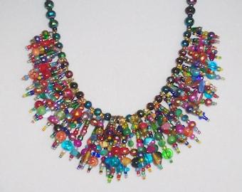 Color Burst Necklace