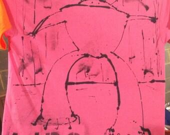 Pink Robots!