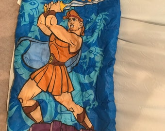 Disney's Hercules Child Sleeping Bag